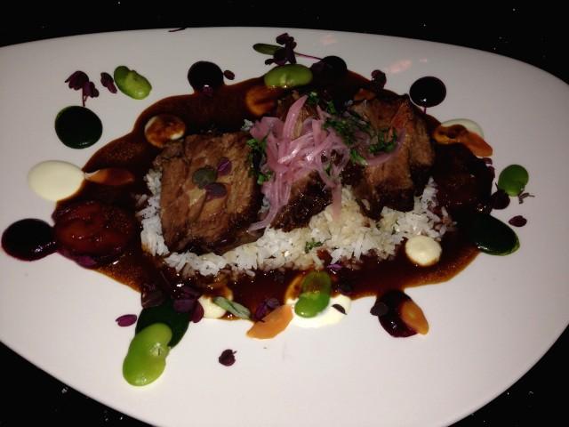 Posta negra cartagenera al estilo rausch restaurante for Criterion restaurante bogota