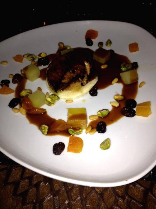 Foie gras medall n restaurante criterion bogot for Criterion restaurante bogota