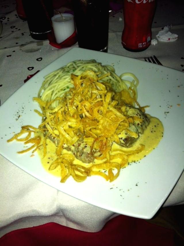 Lomo a la mostaza restaurante patio santo cali for Arriendos en ciudad jardin sur bogota